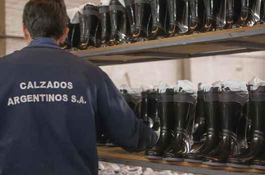 Resultado de imagen para calzados argentinos s.a san juan
